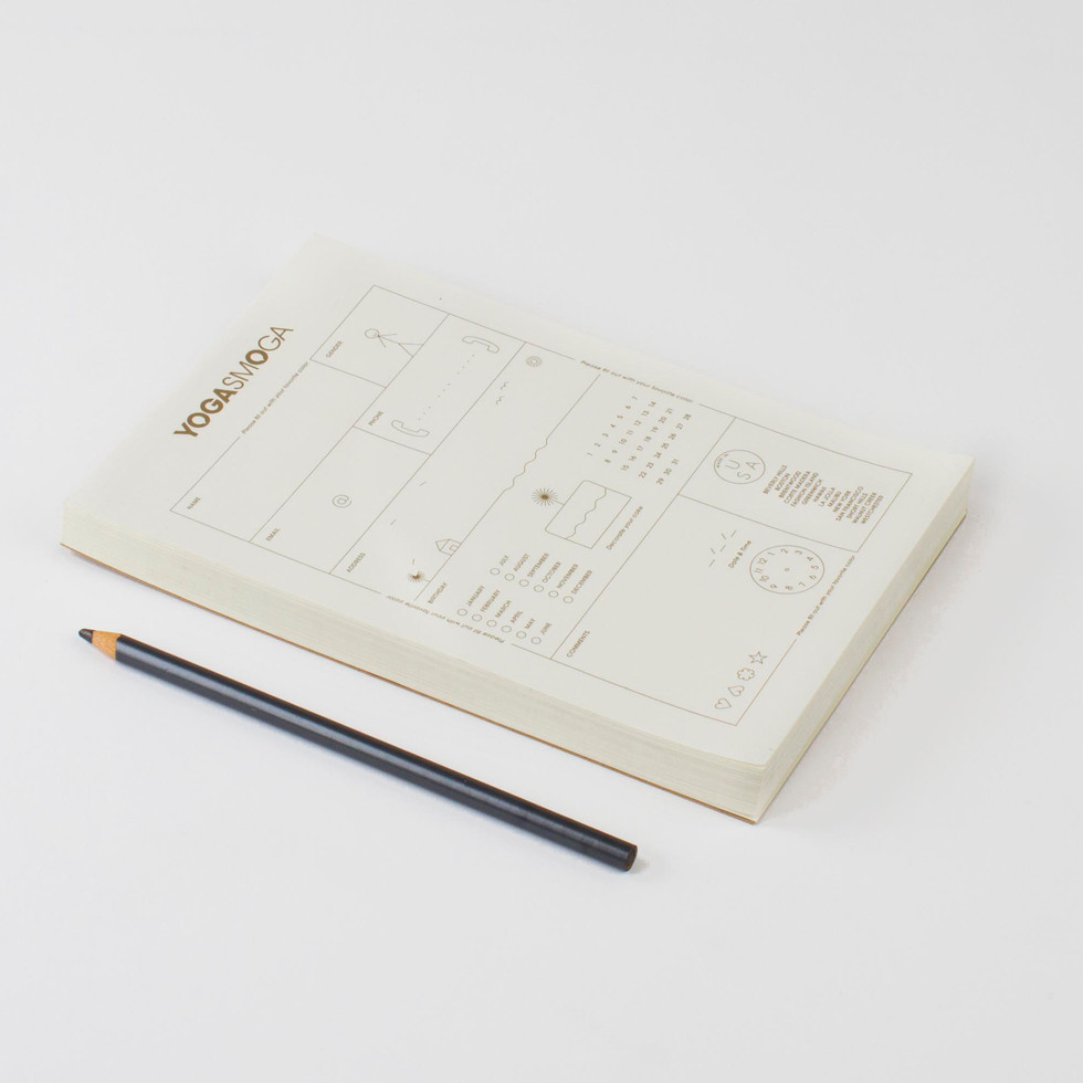 In-Store Notepad