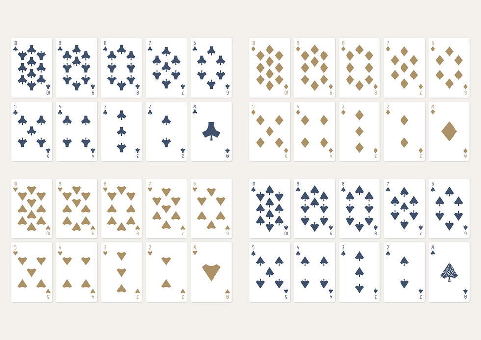 Branded Playing Cards