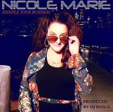 NICOLE MARIE - HANDLE YOUR BUSINESS Artwork Cover Front and Back.jpg