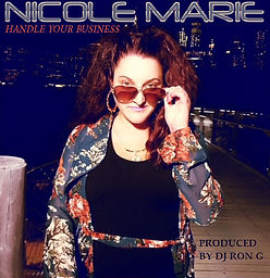 NICOLE MARIE - HANDLE YOUR BUSINESS Artw