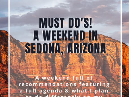 A Weekend in the Desert