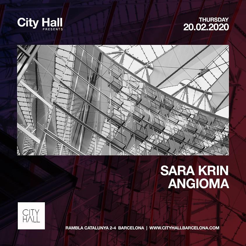 City Hall Sara Krin & Angioma