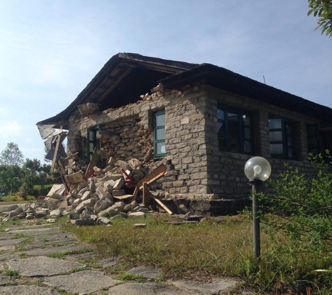 Resaurant Destruction