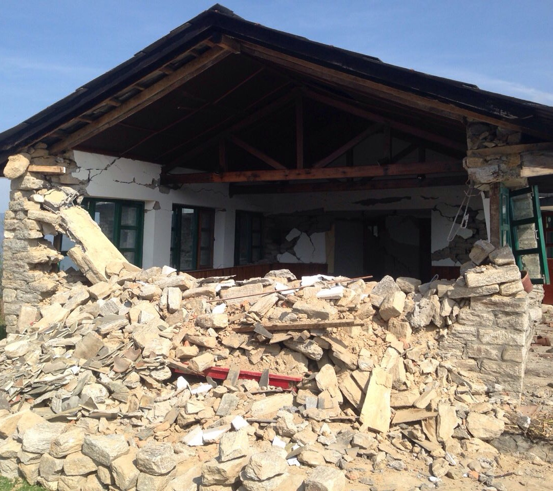 Restaurant Destruction
