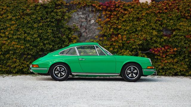Hans-Peter Porsche's 911 Vipergreen