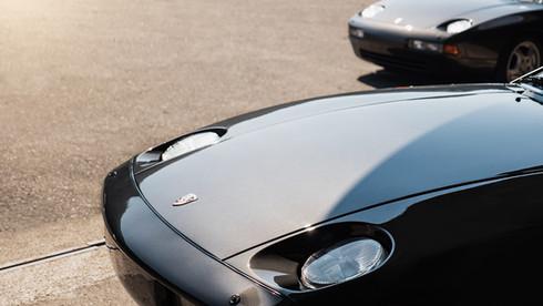 Oldtimer Jung - Porsche 928 GTS & 928