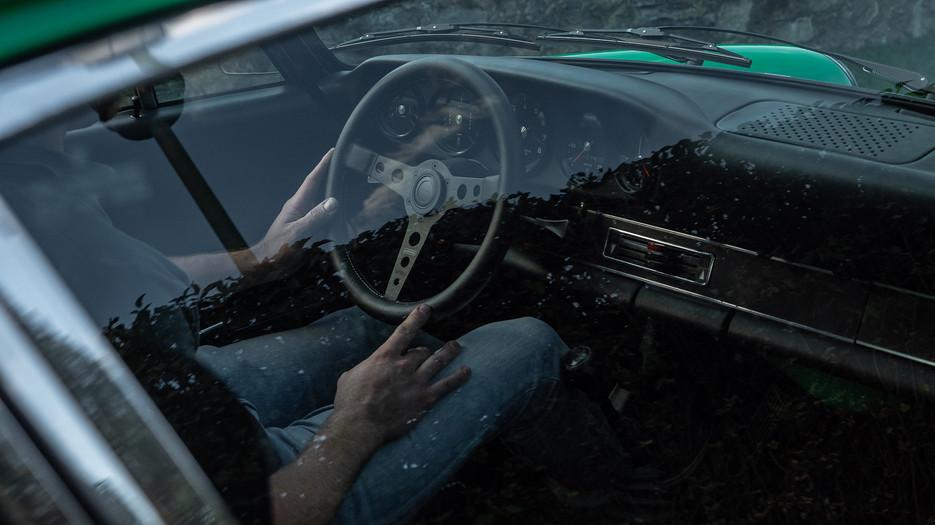 Porsche 911, 2.4 Liter, 1973, Vipergreen