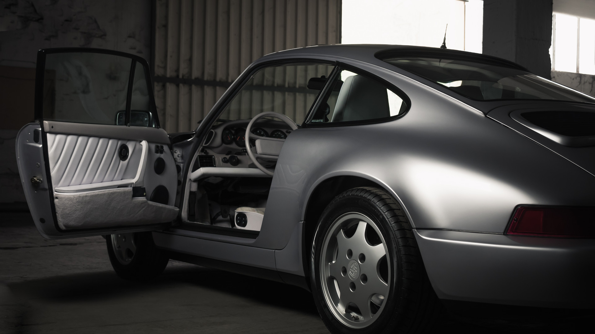 Porsche 964, Carerra 4, 1989