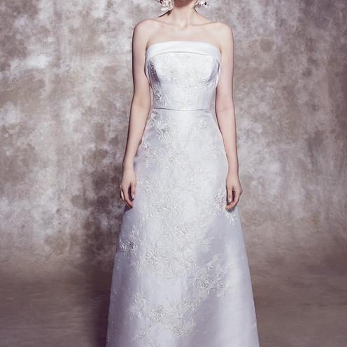 Marchesa brudekjole