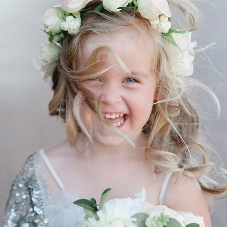 Lille bohem – Blomsterpike- / brudepikesrolle i et bryllup
