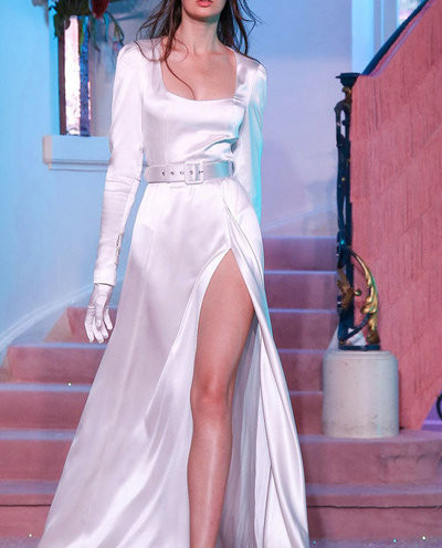 Tustany brudekjole fra Paris Haute couture fashion week 2020