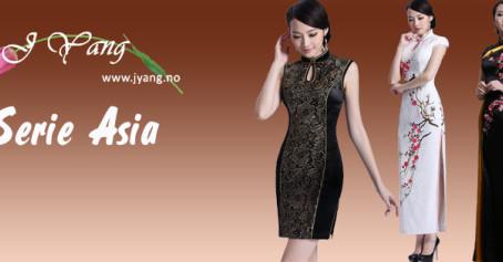 Qipao - Kinesisk nasjonal drakt og festkjole