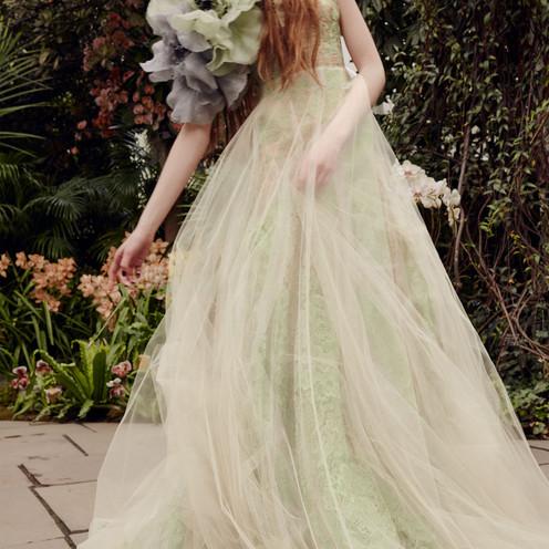 Brudekjole av Vera Wang - New York bridal Spring 2020
