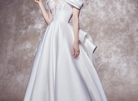 Brudekjoletrend 2020