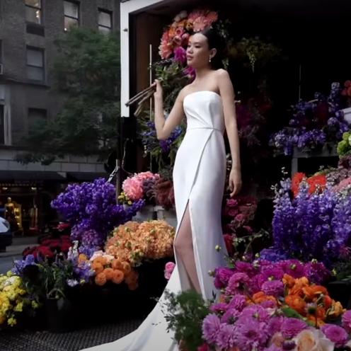 Brudekjole fra Fashion Channel