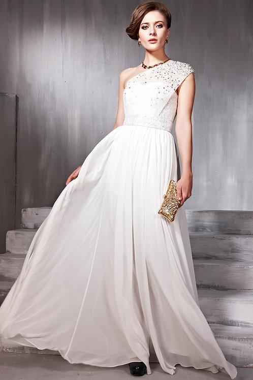 Selskapskjole / brudekjole 56683