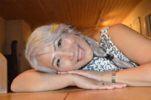 Hårstyling – hvite hårfarger