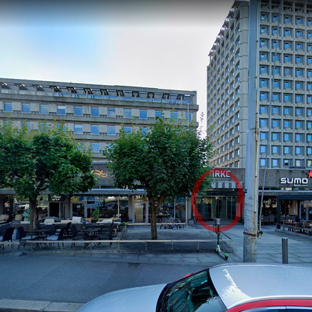 Skredder Lie Kjeldsen flytter til Solli plass, Oslo