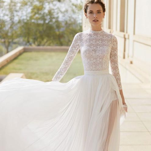 Rosa Clara couture - brudekjole Sabrina