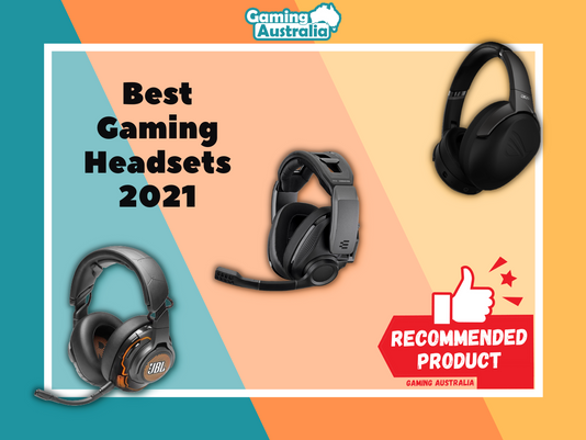 Best Gaming Headsets of 2021