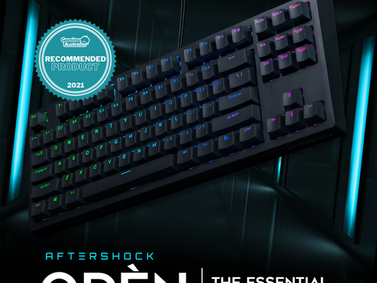 Aftershock ODEN Keyboard Review