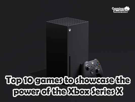 Top 10 games to showcase the power of the Xbox Series X