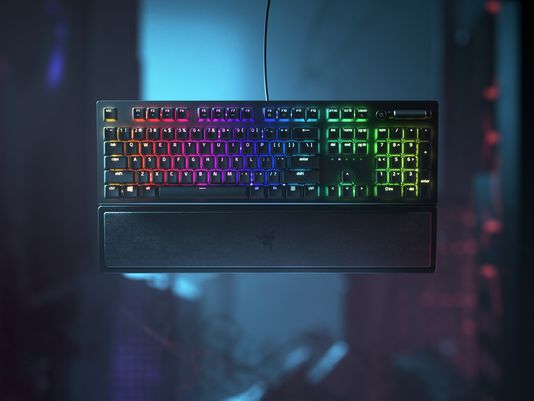 THE LEGACY CONTINUES WITH THE NEW RAZER BLACKWIDOW V3