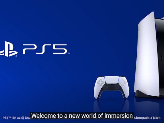 Leaked live-action PS5 ad could mean more details about the console are on the way.