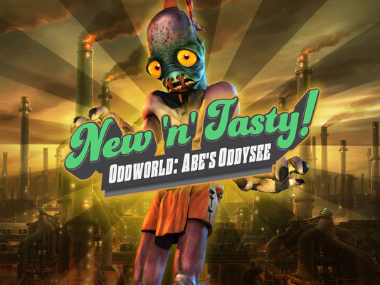 Oddworld: New 'n' Tasty comes to Nintendo Switch on October 27!