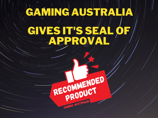 Gaming Australia Gives It's Seal Of Approval