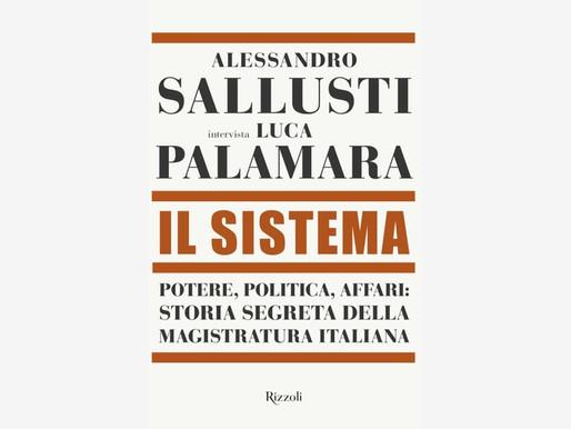 """Vittorio Sgarbi a 'Il Giornale': Consiglio agli anti-cav: Leggete il libro di Palamara"""""""