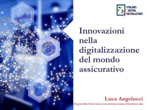 Innovazioni nella digitalizzazione del mondo assicurativo