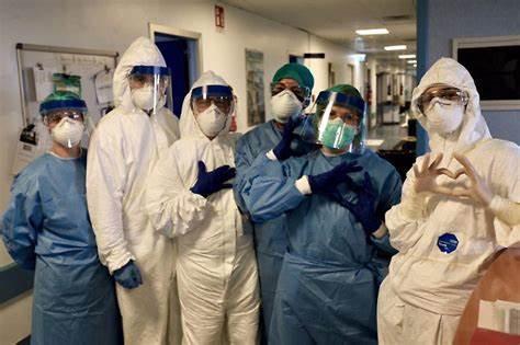 Sanitari Italiani Candidati al Nobel per la pace, Oslo ha dato il suo benestare.