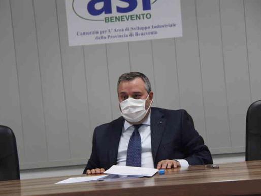Luigi Barone (Asi): Richiesta vaccini per dipendenti dei Consorzi ASI.