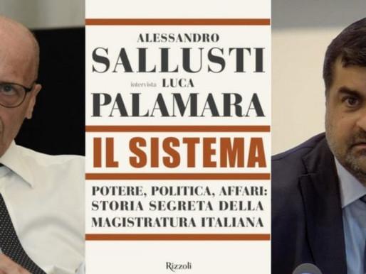 Il Sistema di Palamara e Sallusti dopo 7 mesi ancora nella 'top ten' dei libri più venduti