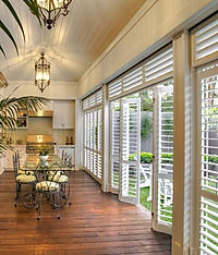 Weatherwell Elite Aluminum Shutters
