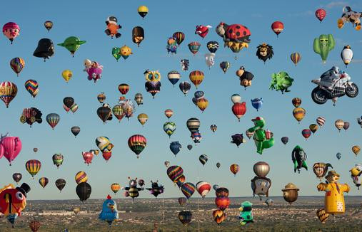 Balloon Fiesta Cancelled?