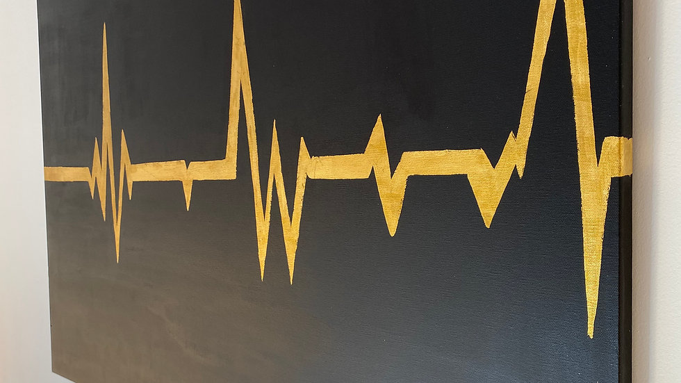 My heart beats for ouY