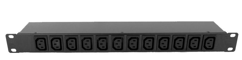 PDU compatibile APC AP9565 - 12 C13 - 10A