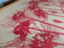 杉原紙の切り絵