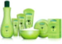 bebak olive oil care sets packaging design