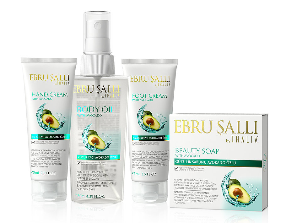 ebru salli care products packaging design