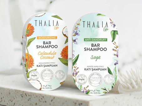 Thalia Katı Şampuan
