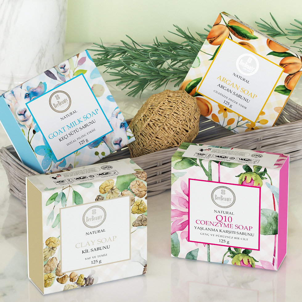 gratis soap packaging design