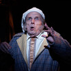 "Jaston as Scrooge in ""A Christmas Carol"""
