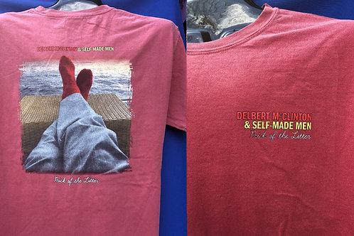 T-shirt - Prick of the Litter - Crimson