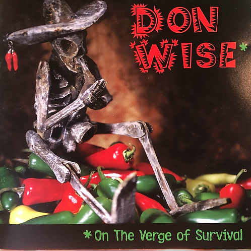 CD- Don Wise - On The Verge of Survival (2000)