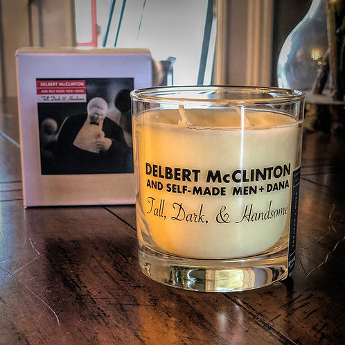 Candle - Limited Edition Delbert McClinton Candle
