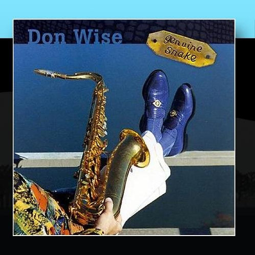 CD- Don Wise - Genuine Snake (2001)
