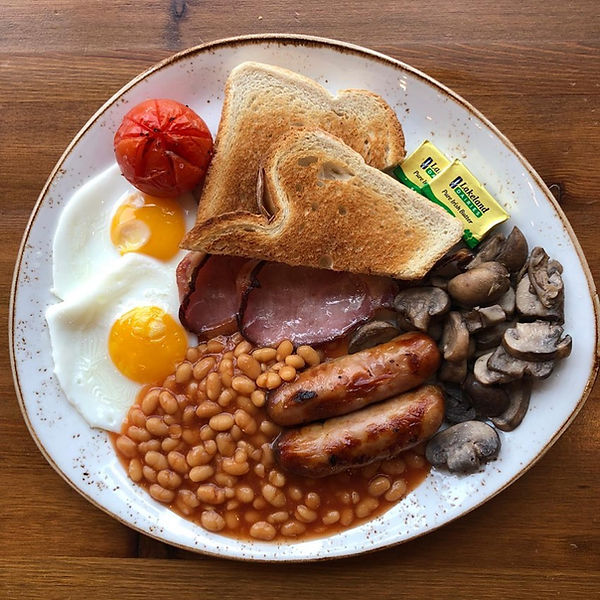 The Eatery Full English